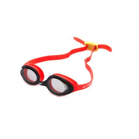 Ochelari inot pentru copii Speedo Illusion Gog rosu/fumuriu3
