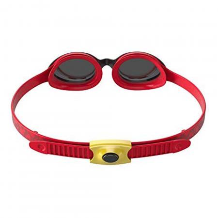 Ochelari inot pentru copii Speedo Illusion Gog rosu/fumuriu1