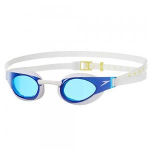 Ochelari inot Speedo elite white blue0