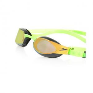 Ochelari inot Speedo Fastskin elite mirror auriu/verde2