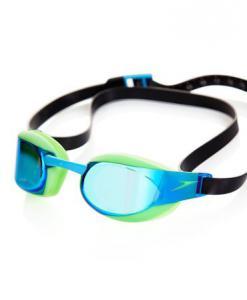 Ochelari inot Speedo pentru adulti Fasskin elite verde/albastru3