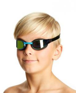 Ochelari inot Speedo pentru copii Fastskin elite mirror2