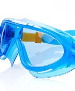 Ochelari inot Speedo Rift  Junior albastru/portocaliu2