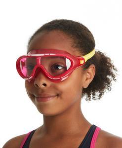 Ochelari inot Speedo Rift  Junior roz/galben2