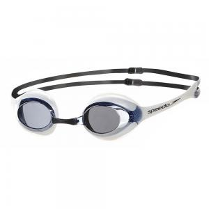 Ochelari Speedo Merit Mirror alb/albastru