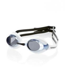 Ochelari Speedo Merit Mirror alb/albastru1