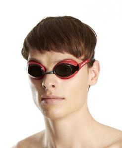 Ochelari Speedo Merit rosu2
