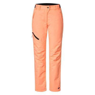 Pantaloni femei Ice Peak Josie portocaliu
