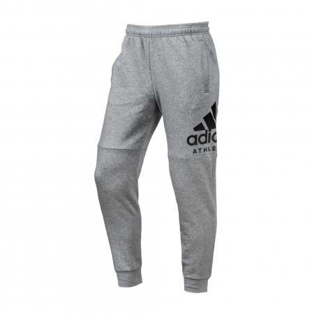 Pantaloni lungi barbati Adidas M SID FT T Pt gri