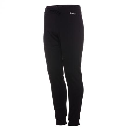 Pantaloni lungi sport femei Champion Light Fleece negru