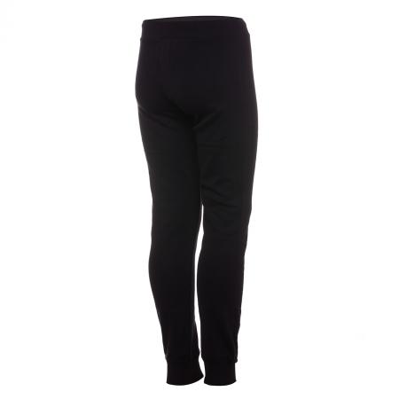 Pantaloni lungi sport femei Champion Light Fleece negru1