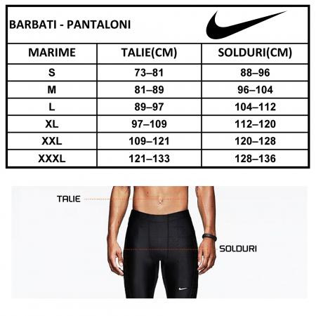 Pantaloni scurti barbati Nike M SHORT HBR negru3
