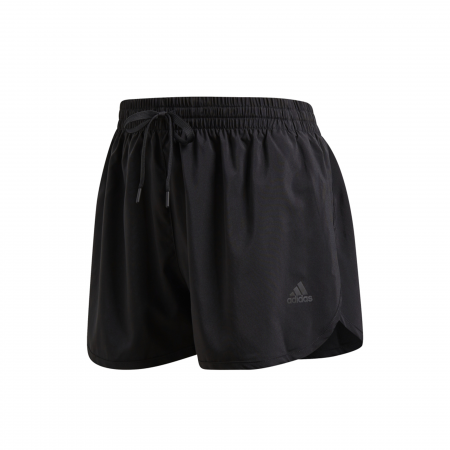 Pantaloni scurti femei Adidas D2M SLD W negru