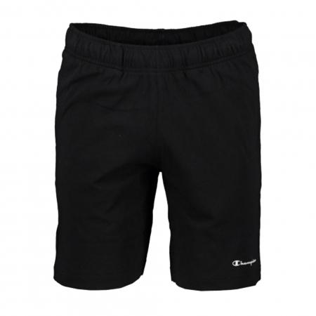 Pantaloni scurti sport barbati Champion Pro Jersey negru0