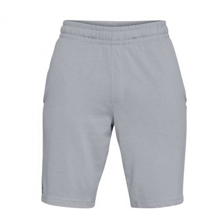 Pantaloni scurti sport barbati Under Armour SPORTSTYLE RIVAL gri0