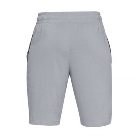 Pantaloni scurti sport barbati Under Armour SPORTSTYLE RIVAL gri1