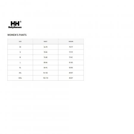 Pantaloni ski femei Helly Hansen W Legendary rosu3