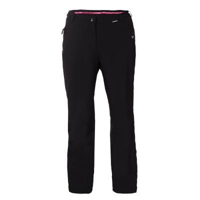 Pantaloni ski femei Ice Peak RIKSU negru