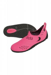 Pantofi pentru femei Speedo de plaja/piscina roz2