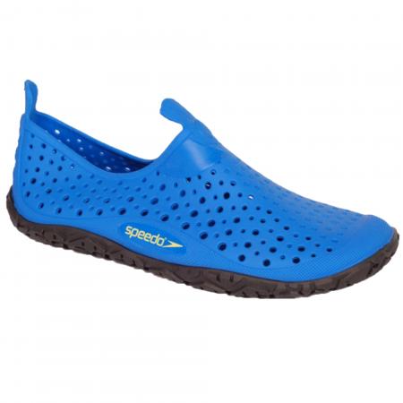 Pantofi Speedo piscina/plaja pentru copii Jelly albastru1