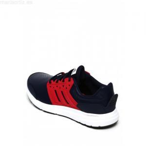 Pantofi sport barbati Adidas Galaxy 3 Trainer AQ6171 navy/red2