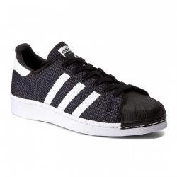 Pantofi sport barbati Adidas Originals SUPERSTAR negru/alb0