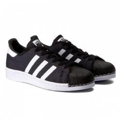 Pantofi sport barbati Adidas Originals SUPERSTAR negru/alb2