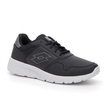 Pantofi sport barbati Lotto Megalight ultra negru/alb0