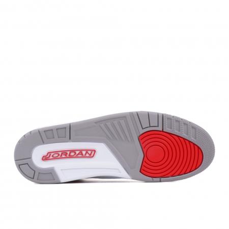 Pantofi sport barbati NIKE AIR JORDAN 3 RETRO alb4