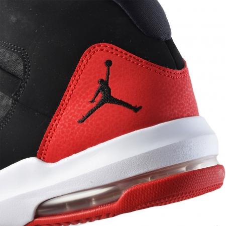 Pantofi sport barbati Nike Air Jordan MAX AURA  negru3