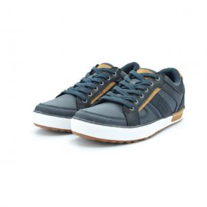 Pantofi sport barbati piele ecologica RNS-162-3014 navy 41-463