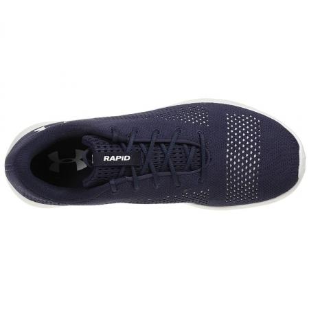 Pantofi sport barbati Under Armour UA Rapid bleumarin/alb5