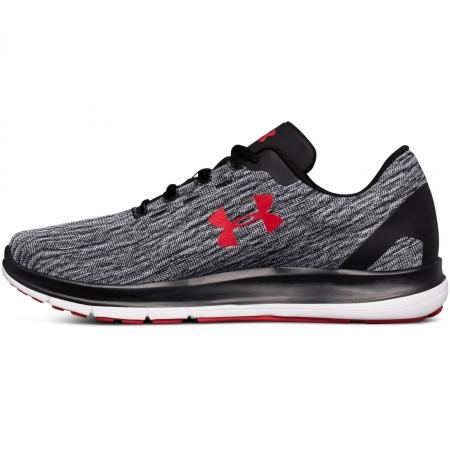 Pantofi sport barbati Under Armour UA Remix negru/rosu
