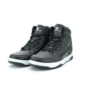 Pantofi sport copii piele ecologica RNS-162-3025 black 36-413