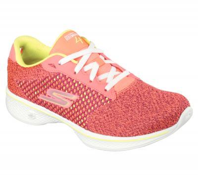 Pantofi sport dama Skechers Go Walk 4 Exceed