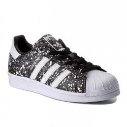 Pantofi sport femei Adidas Originals SUPERSTAR negru/alb