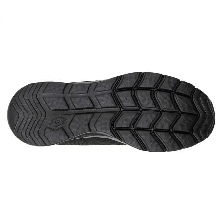 Pantofi sport femei Lotto Megalight II negru1