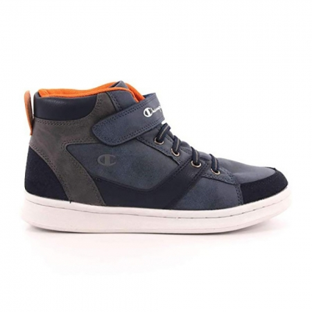 Pantofi sport inalti copii Champion Low Cut Shoe TOMBOY B bleumarin