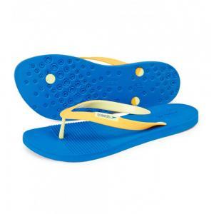 Papuci barbati Speedo Saturate II albastru/portocaliu