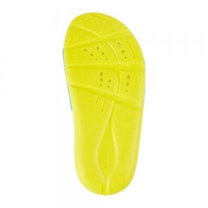 Papuci copii Speedo Atami Core galben/albastru2