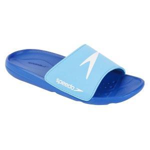 Papuci copii Speedo Atami Core baieti albastru/albastru2