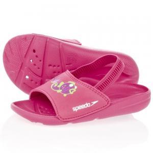 Papuci copii Speedo Atami seasquad roz0