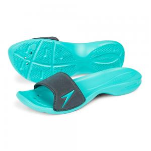 Papuci femei Speedo atami II verde/gri