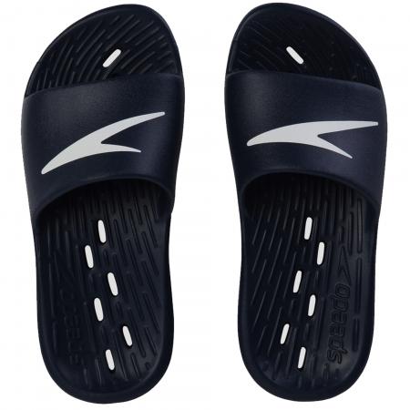 Papuci femei Speedo Slides One bleumarin0