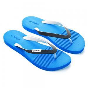 Papuci Speedo barbati Saturate II albastru/gri0