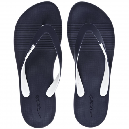 Papuci Speedo barbati Saturate II bleumarin/alb0