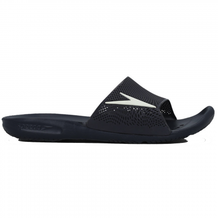 Papuci Speedo pentru barbati Atami II max bleumarin/alb1