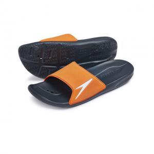 Papuci Speedo pentru barbati Atami II portocaliu/gri1