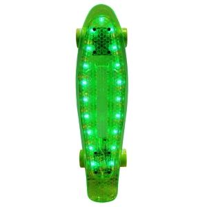 Penny Board Sporter cu LED-b0