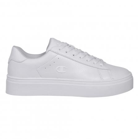 Pantofi sport femei Champion Mid Cut Shoe ALEX PLATFORM alb